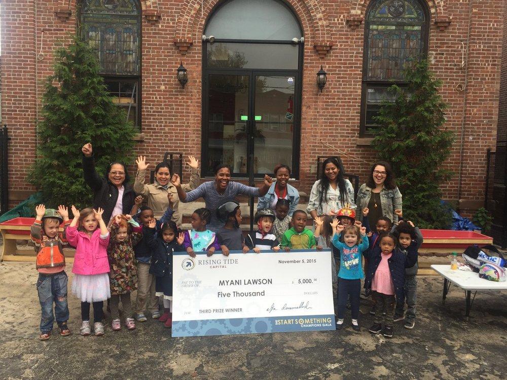 Myani Lawson - Bergen Lafayette Montessori School