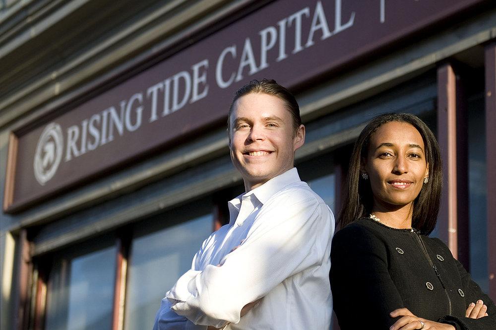 Alfa Demmellash - Rising Tide Capital