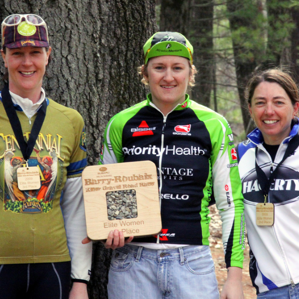 Women's Elite Podium - 2009 | Photo Credit: Rick Plite