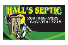 HALL'S SEPTIC
