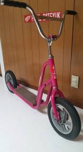 Jacobi's Scooter