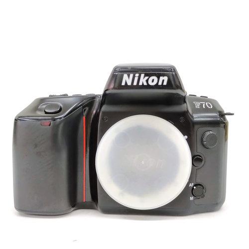 Nikon F70 (Serial number 2002785)