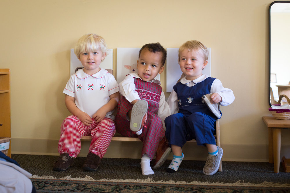 Music + Movement - Parent-Child Class for Young Children