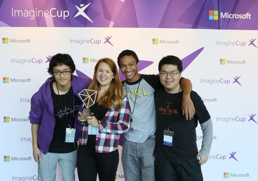 Award Winning Concept - Adaptool was presented at the 2015 Microsoft Design Expo and selected for the Most Impactful award.