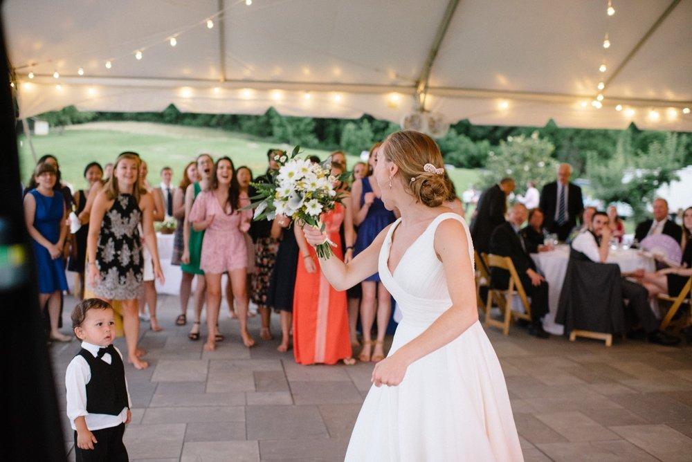 Benson Wedding | Grace Estate Winery, Crozet |  Felisa Needham Photography