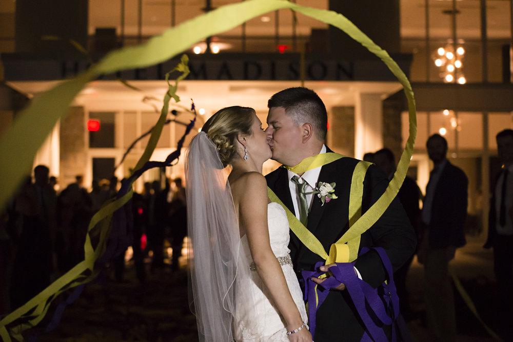 Carter Wedding | Hotel Madison, Harrisonburg |  Nicole Douglas Portrait Design