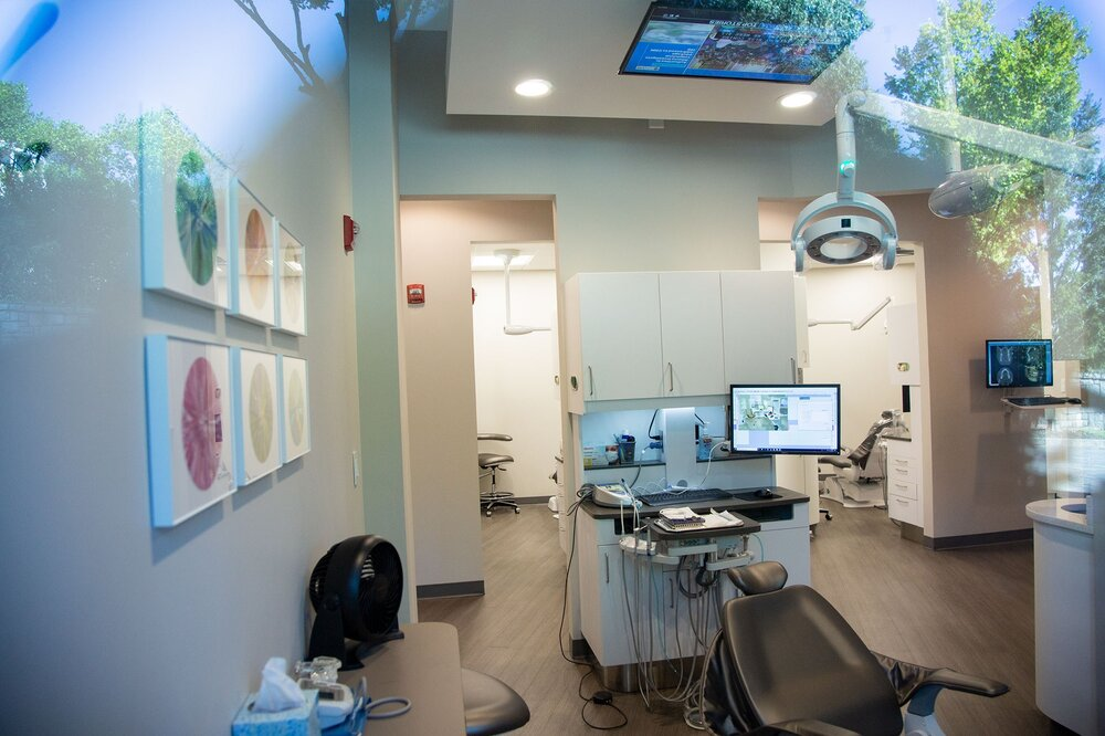 One of Atlanta's most modern dental facilities.