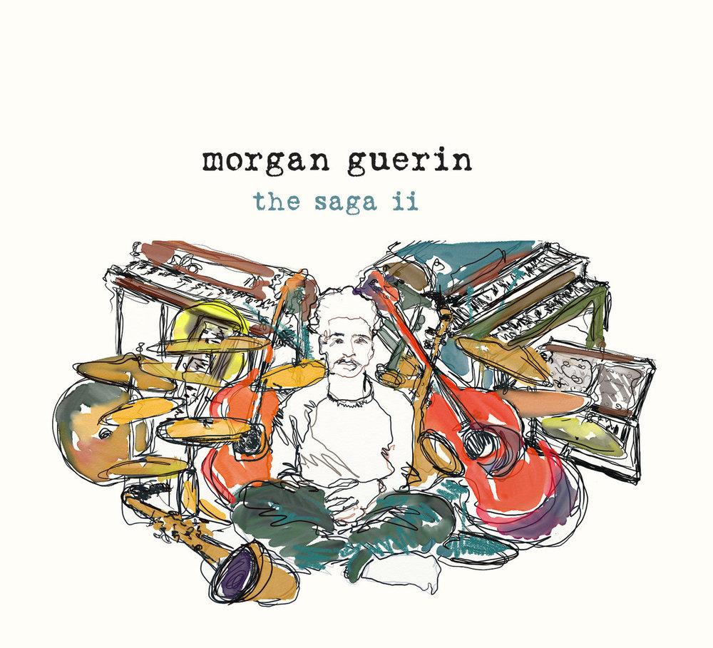 The Saga II-Morgan Guerin