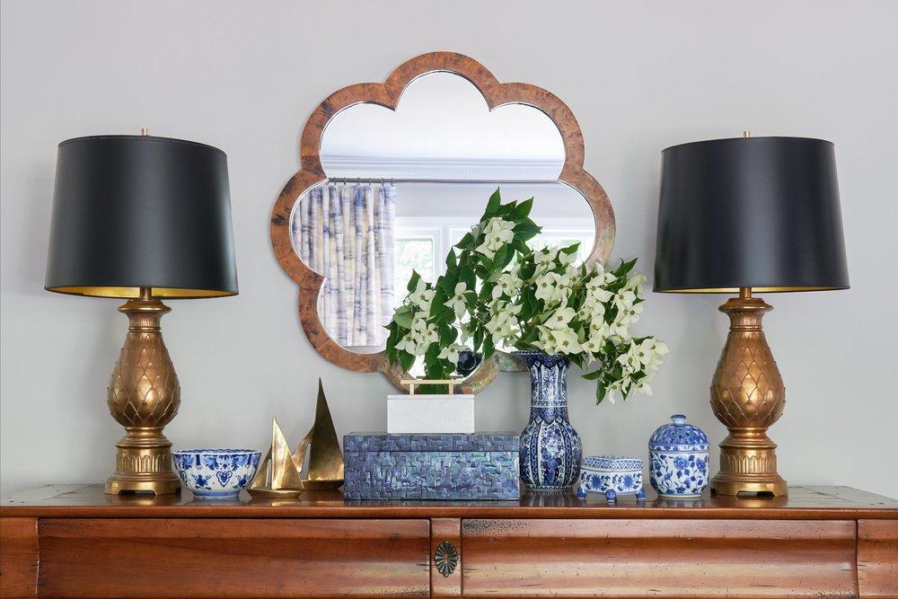 For Megan Wunderlich Designs, New Canaan CT