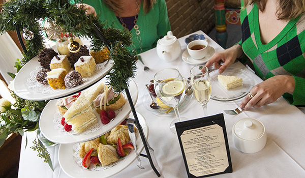 Enjoy Afternoon Tea at the Boulder Dushanbe Teahouse