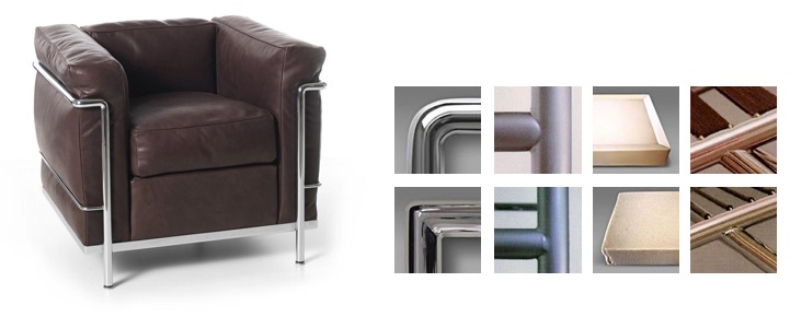 A real Cassina chair - the difference is in the details
