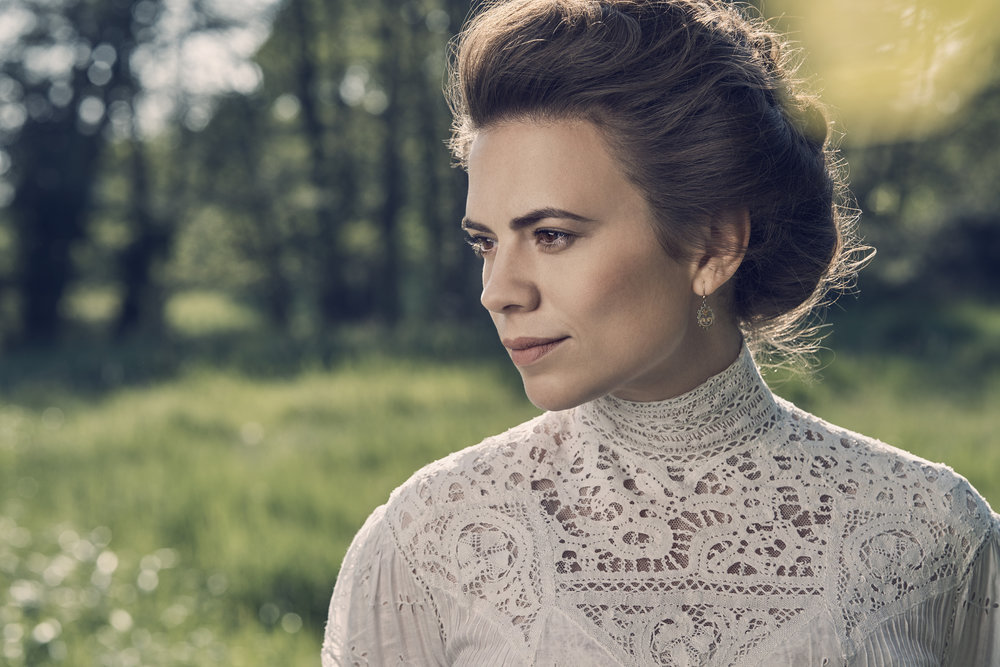 "HOWARDS END  ""Breathtaking television""  The Atlantic"