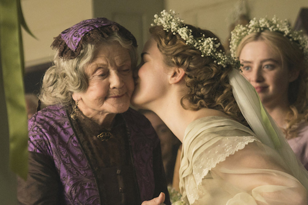"LITTLE WOMEN  ""Your heart will be warmed over and over again""  The Boston Globe"