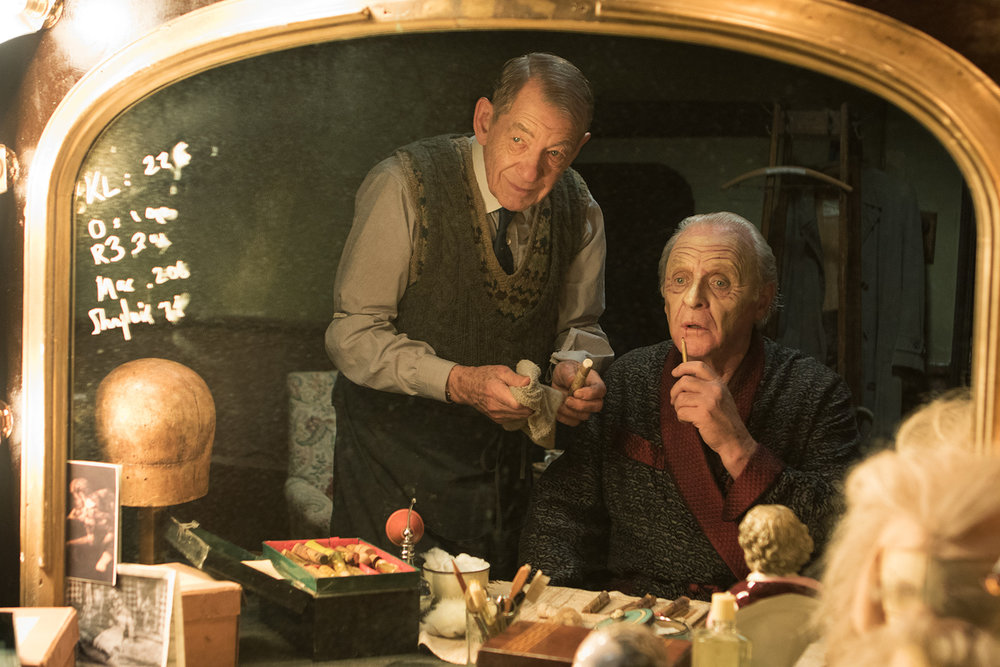 "THE DRESSER  ""Just as magnificent, powerful and enthralling as you would imagine""  The Los Angeles Times"