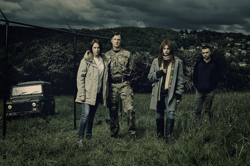 "THE MISSING  ""The most gripping show on television""  The Guardian"