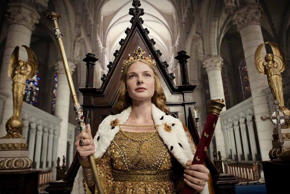 2. Rebecca at coronation.jpg