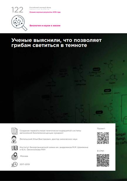 Our research featured in BEST of 2018 by Russian Science