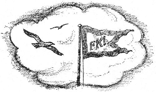 Illustration: Gerhard Högborg, ur FKI:s 25-årsbok 1925