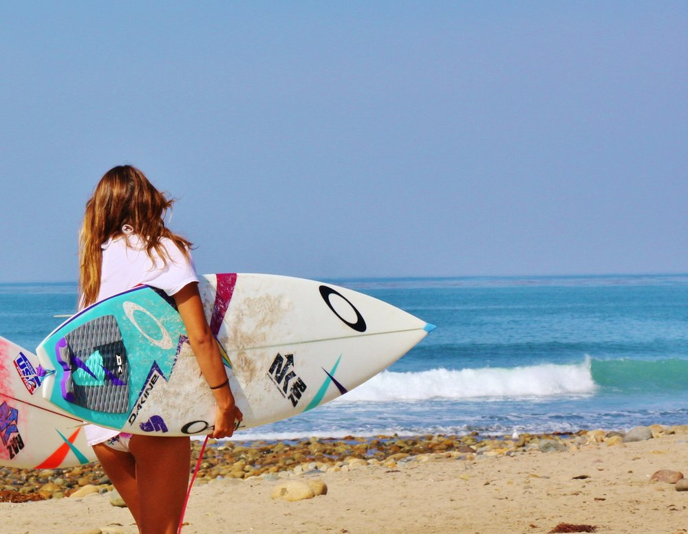 What Surfing Taught Me -