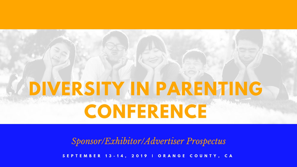 - Learn more about what it means to be a Diversity in Parenting sponsor by checking out the prospectus!