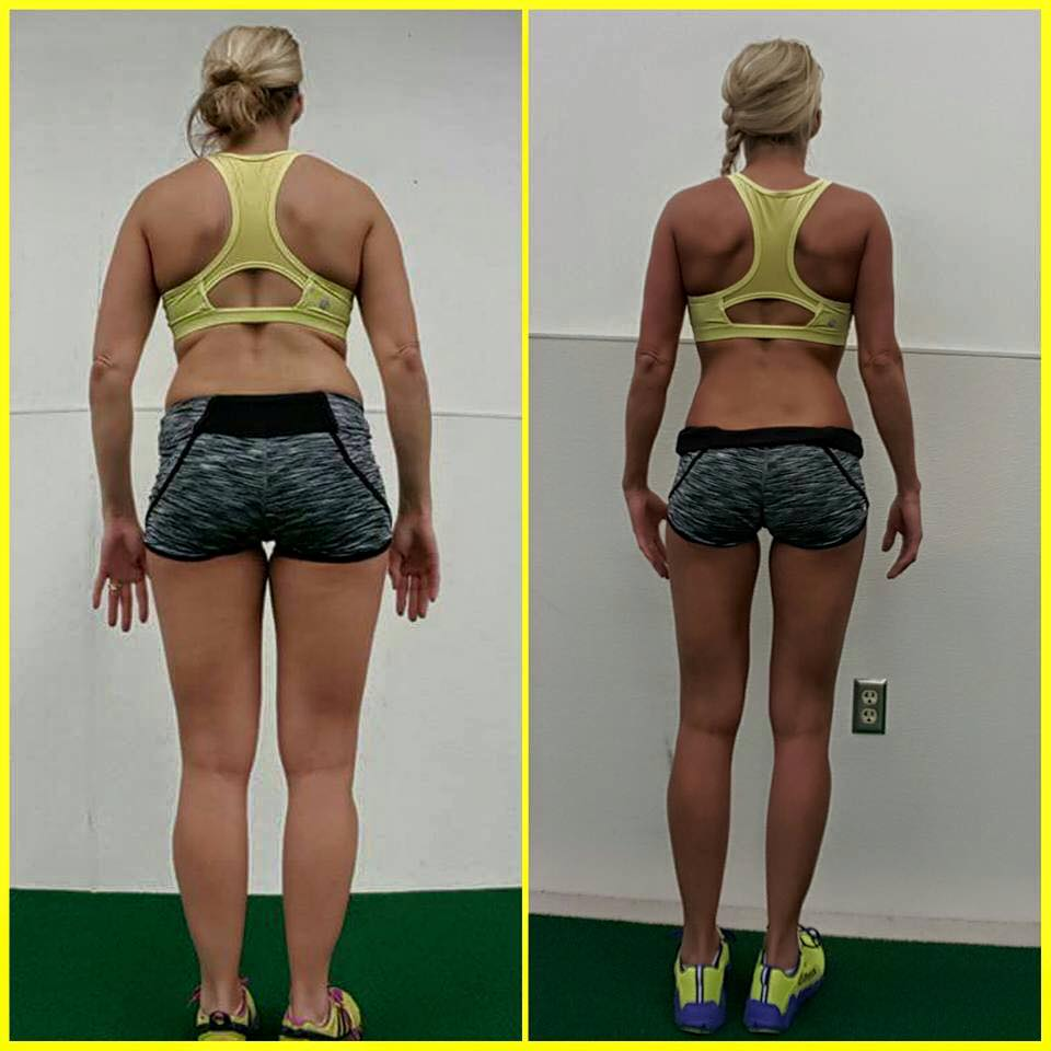 Master's Hammer & Chisel Before and After Results for Annette