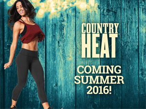Country Heat Coming Summer 2016 featuring Autumn Calabrese.