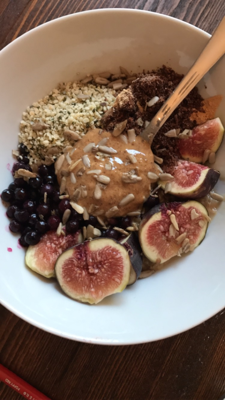 Figgy Oats Recipes