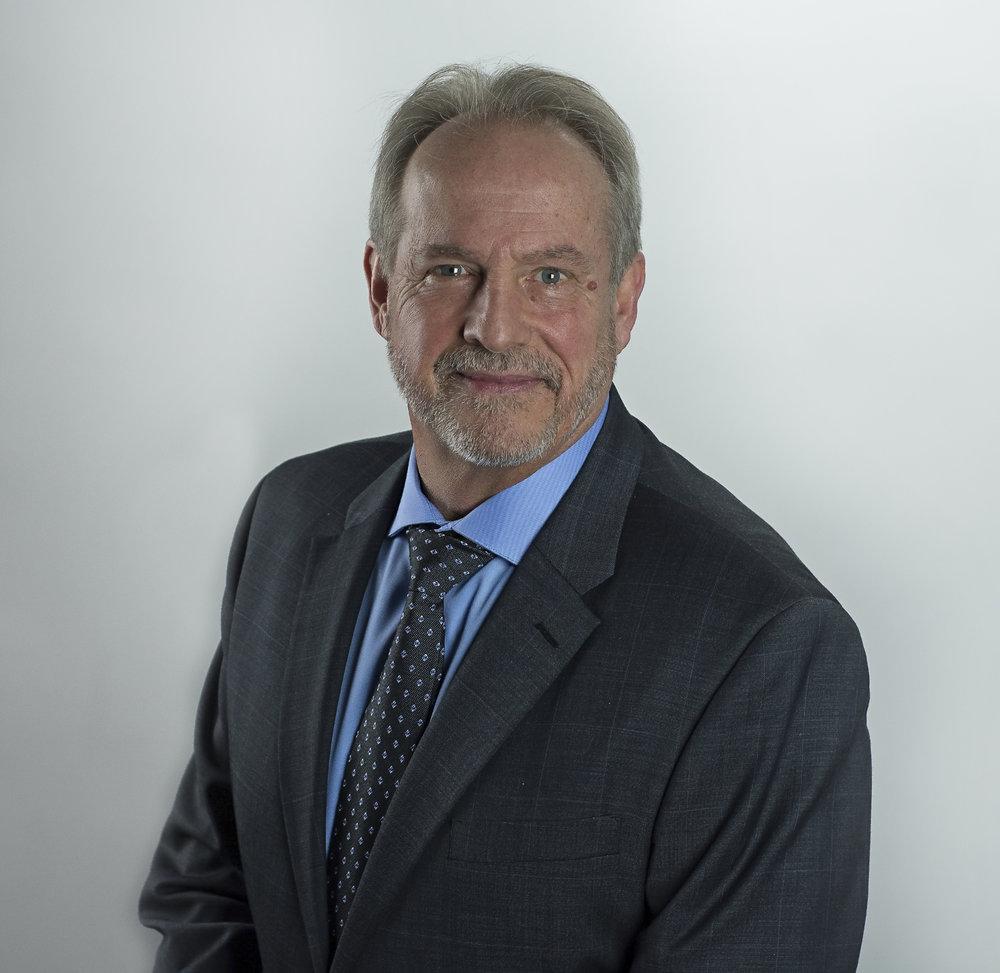Greg Gossett, Founder & President