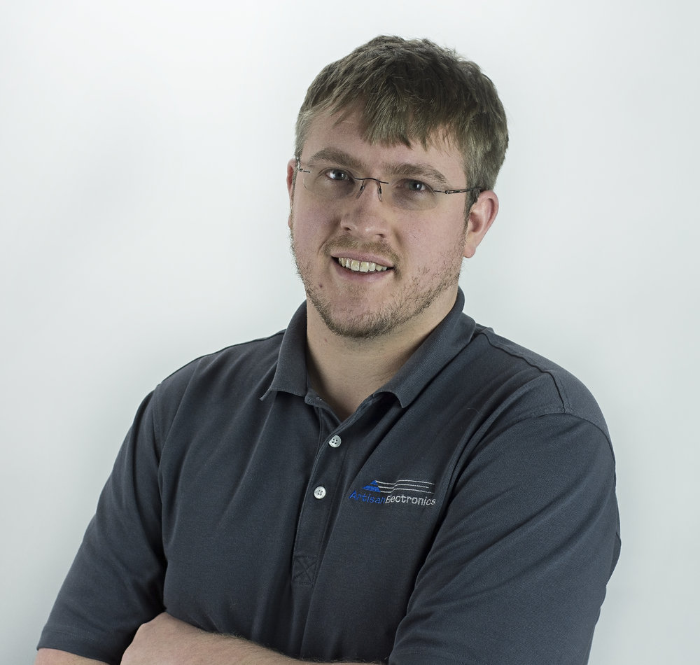 Systems administrator. Really connected with the people at Artisan. Always answers when a colleague needs him. Loves PC gaming.
