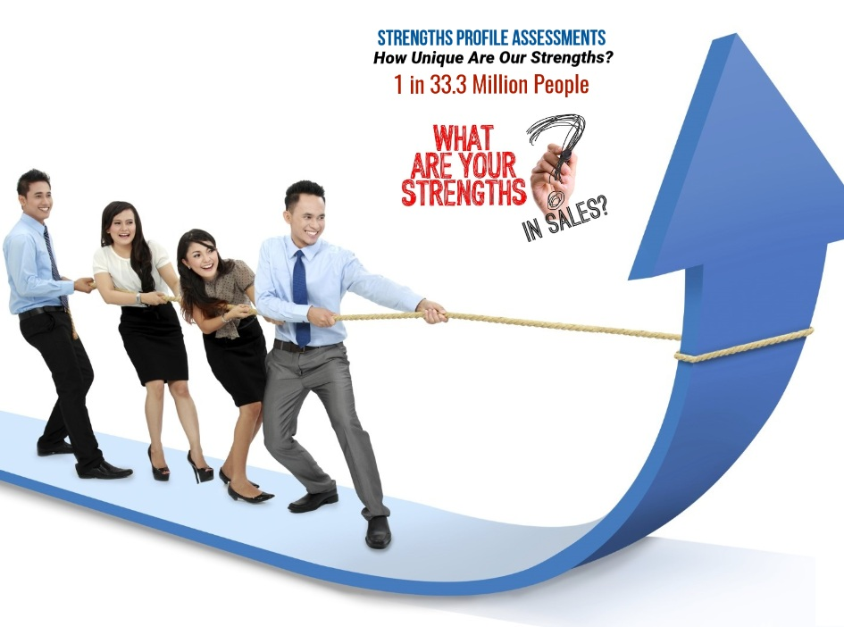 Measure Your Strengths - IN SALES