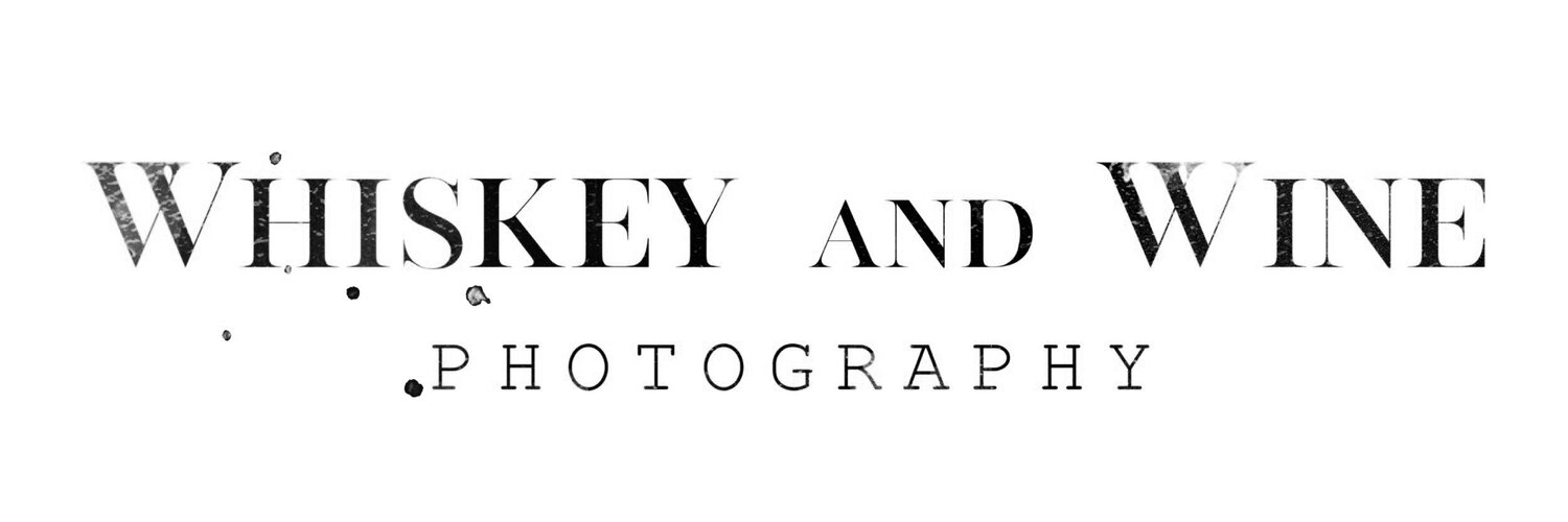 Whiskey and Wine Photography