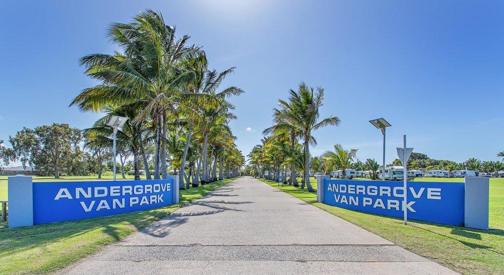 Andergrove Van Park