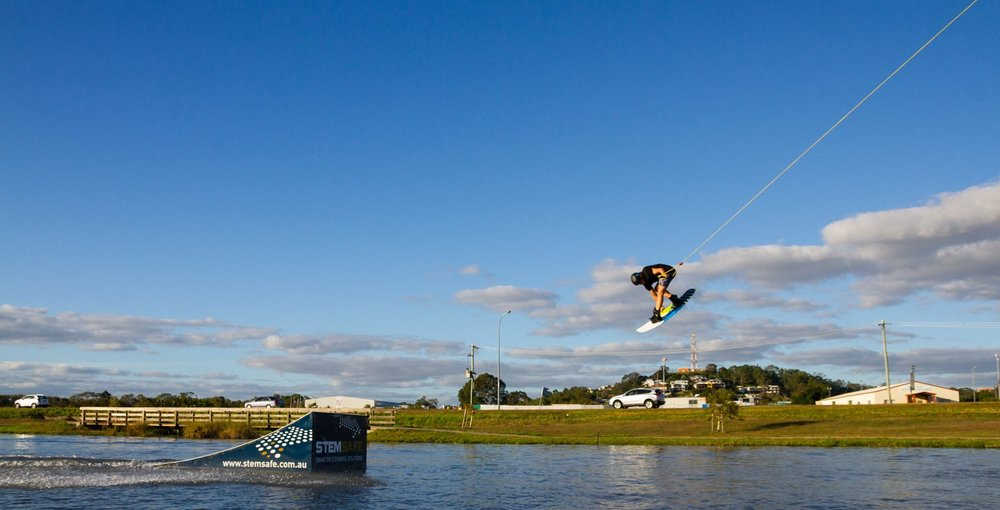 Go Wake Cable Park Mackay