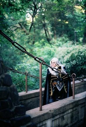 Alucard: Castlevania Symphony of the Night