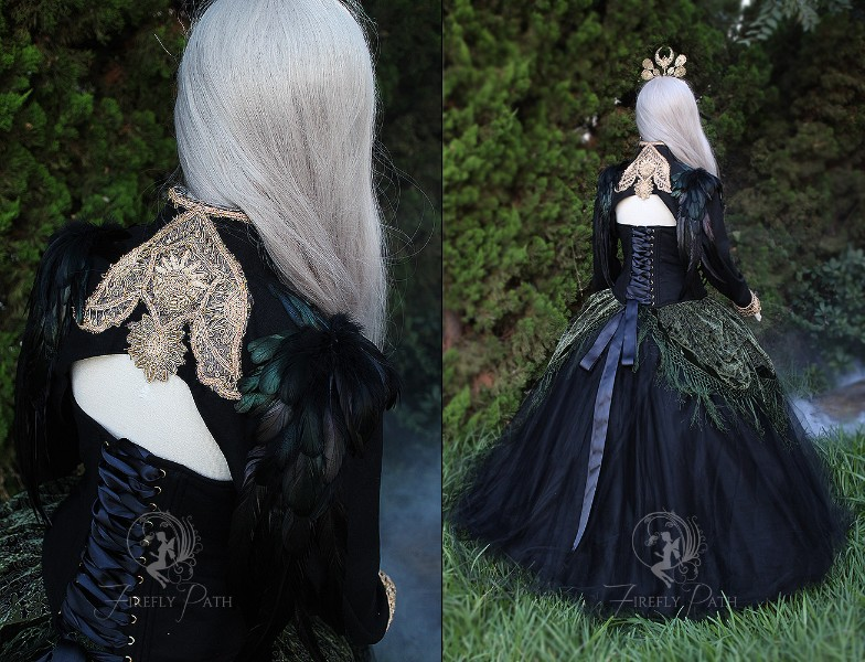 Hedge Witch Gown