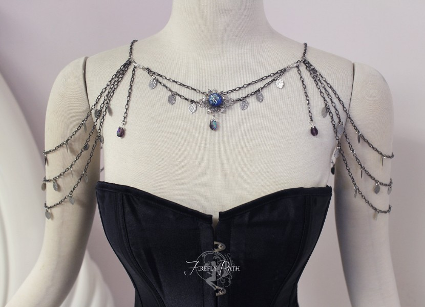 Dark Garden Shoulder Chain