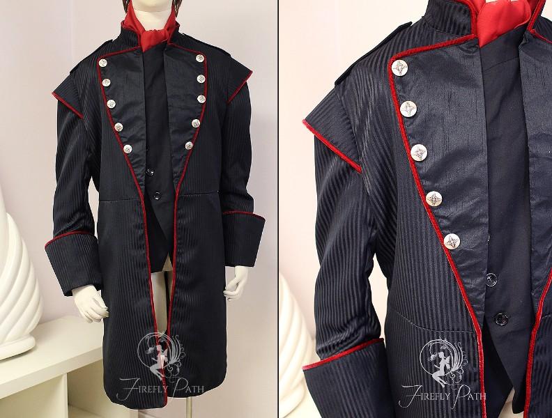 Vampire Military Jacket