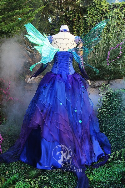 Azura Faerie of the Sacred Grotto Gown