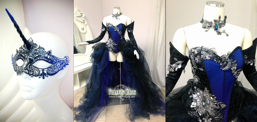 Princess Luna Gown