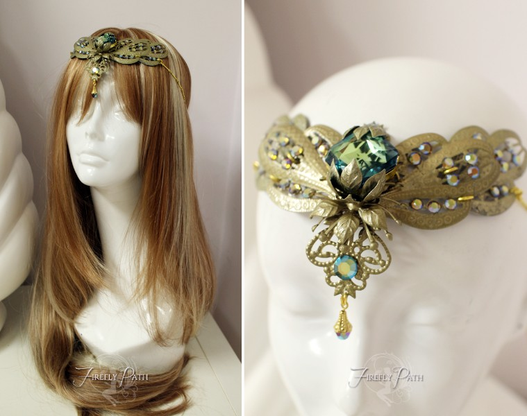 Peach Original Zelda Headdress