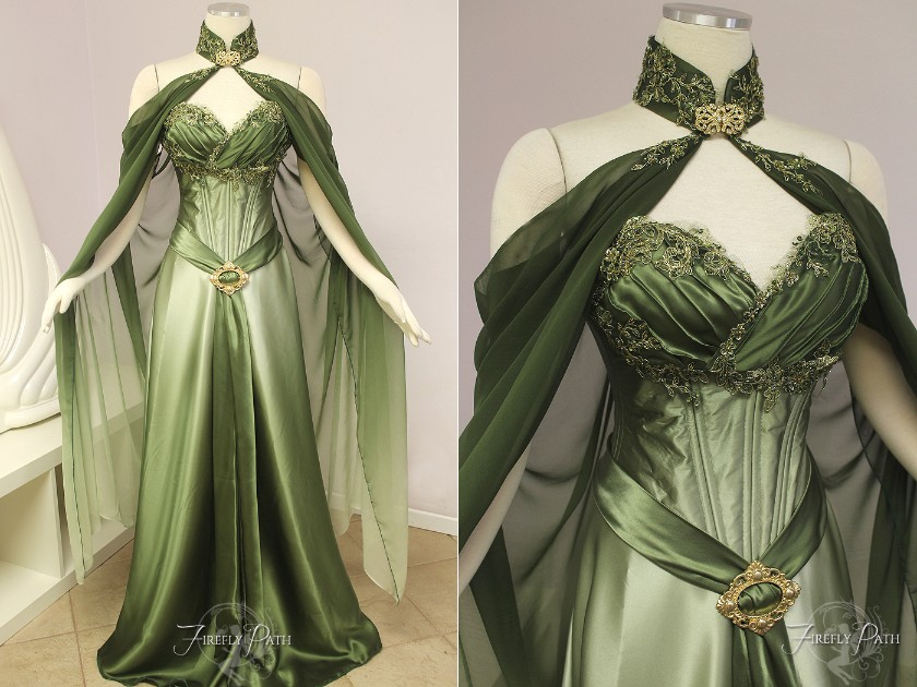 Elven Bridal Gown