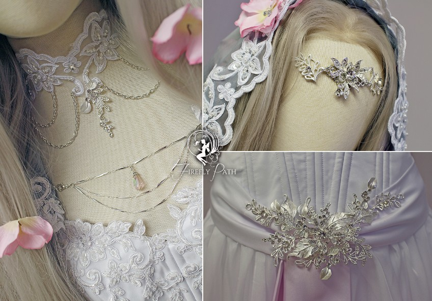 Sakura Elven Gown