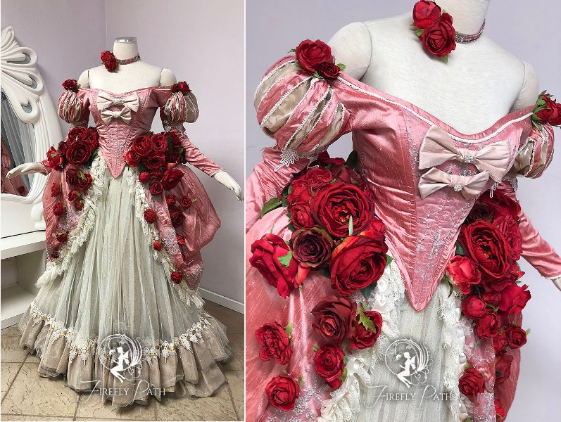 Rococo Ariel Gown