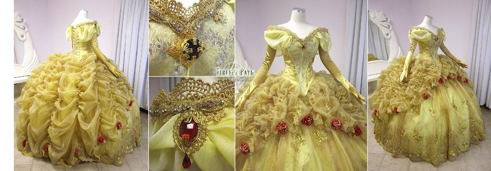 Original Belle Gown