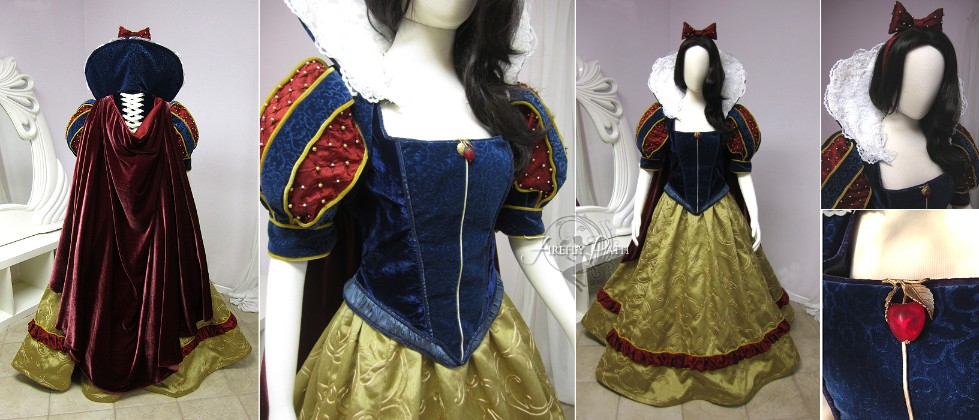 Original Snow White Gown