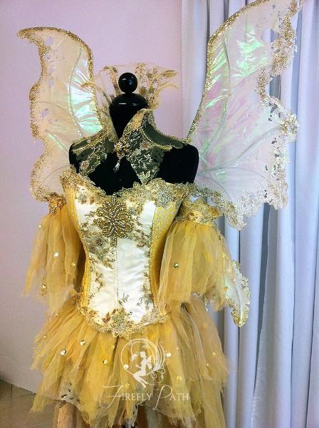 Sun Fairy Dress