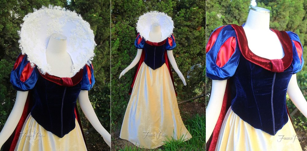 Snow White Gown