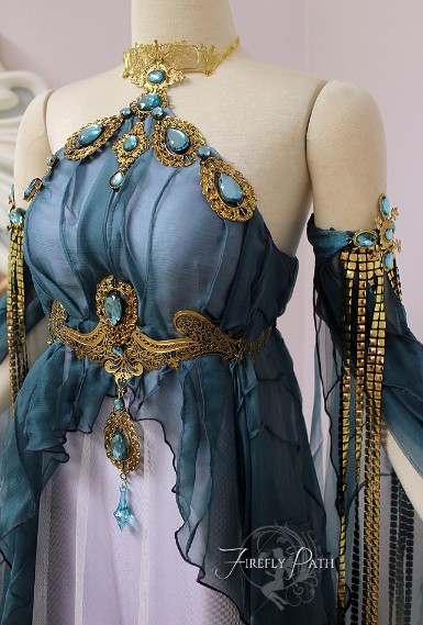 Empress of the Elves Gown