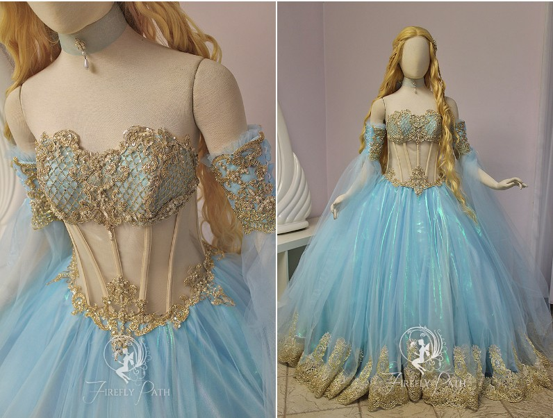 Rococo Princess Gown