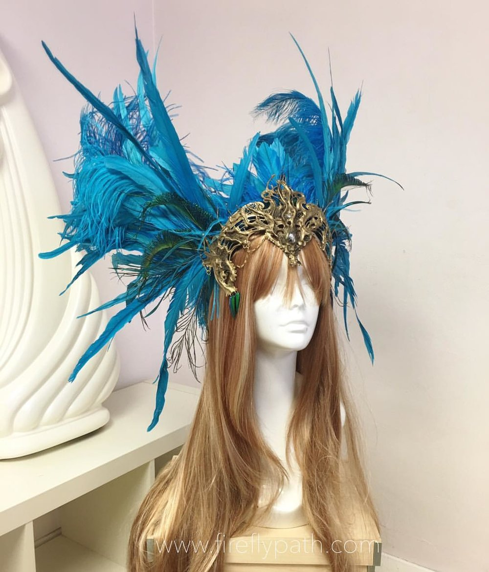 Nightingale Headdress